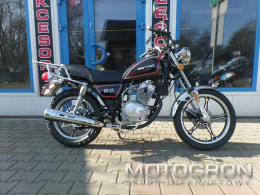 Benyco BR 125 Euro 4