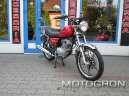 Benyco BR 125 Euro4