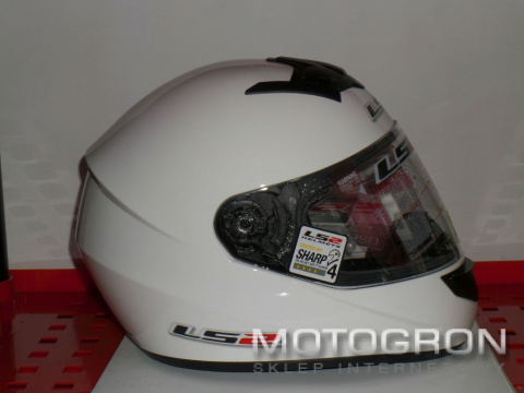 KASK LS2 FF350.1 SINGLE WHITE