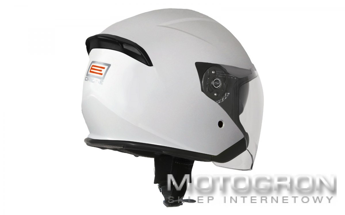 Kask PALIO 2.0 + BT SOLID Gloss White M ORIGINE