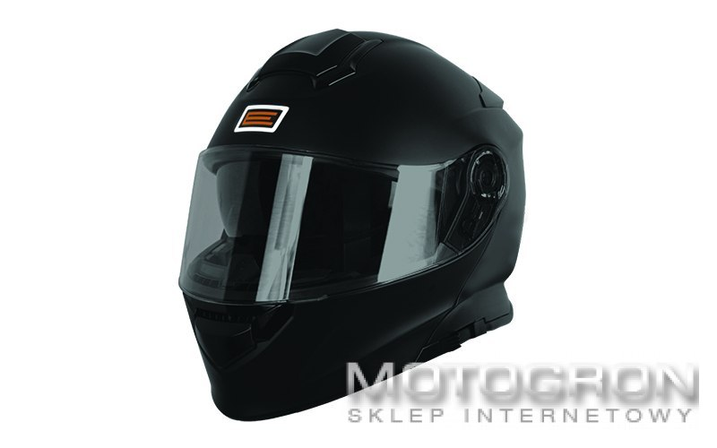 Kask DELTA BT SOLID Matt Black XS ORIGINE